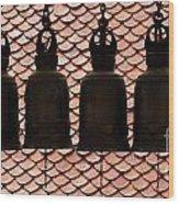 Bells Bangkok Wood Print