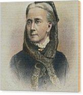 Belva Ann Lockwood Wood Print