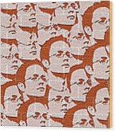 Benjamins Wood Print