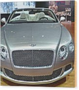 Bentley Starting Price Just Below 200 000 Wood Print