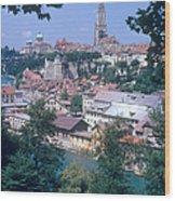 Berne, Switzerland Wood Print