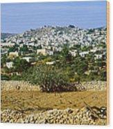 Bethlehem Birthplace Of Jesus Wood Print