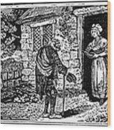 Bewick: Beggar Wood Print