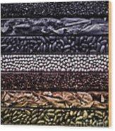 Beyond The Bean Seed Wood Print
