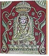 Bhagwan Mahaveer Wood Print