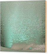Bicarbonate Of Soda Tablets Wood Print