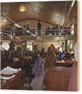 Big Nigerian Church In Lagos Wood Print