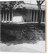 Bike Wood Print