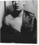 Billie Holiday, Portrait By Carl Van Wood Print