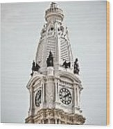 Billy Penn Wood Print