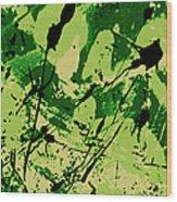 Biophilia  Wood Print