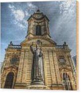 Birmingham Cathedral 1.0 Wood Print