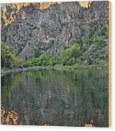 Black Canyon 4 Wood Print by Marty Koch