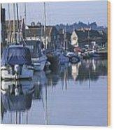 Blakeney Port Afternoon Wood Print