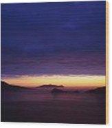 Blasket Islands, Co Kerry, Ireland Wood Print