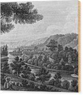 Blennerhassett Island Wood Print