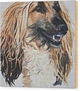 Blonde Wood Print by Susan Herber