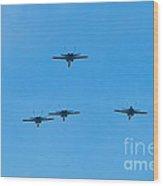 Blue Angels 24 Wood Print