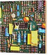 Board Game_thirtysix Wood Print