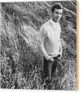 Bobby Vee, Ca. 1968 Wood Print by Everett