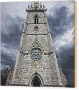 Bodelwyddan Church Wood Print