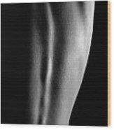 Bodyscape 183 Wood Print