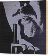 Boerge Risgaard Danoesti Wood Print