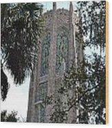 Bok Tower II Wood Print