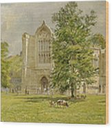 Bolton Abbey  Wood Print