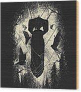 Bombs Away Wood Print