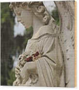 Bonaventure Angel 2 Wood Print