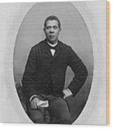 Booker T. Washington 1856-1915,  Ca Wood Print