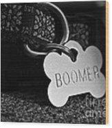Boomer's Wood Print