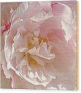 Bowl Of Petals Wood Print