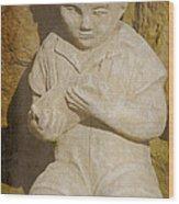 Boy Wood Print