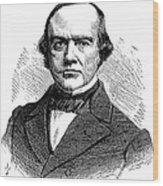 B.r. Curtis (1808-1874) Wood Print