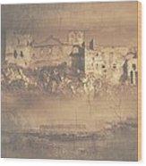 Brandan-moor Wood Print by Yanni Theodorou