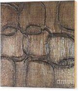 Branded Ll Wood Print