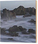 Breaker's Wall Wood Print