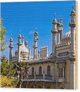 Brighton Royal Pavillion - England Wood Print