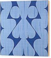 Brimley's Ghost Wood Print
