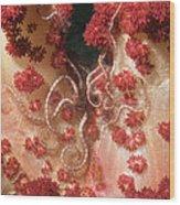 Brittle Stars Wood Print