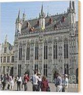 Brugge 2011 Wood Print