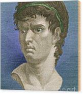 Brutus, Roman Politician Wood Print