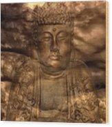 Buddha High Wood Print