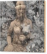 Buddha Nature Wood Print