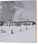 Buddhism In The Himalaya Wood Print