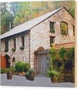 Buenavista Winery Wood Print