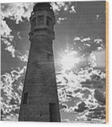 Buffalo Lighthouse 16717b Wood Print