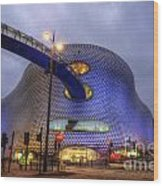 Bullring - Selfridges V5.0 Wood Print